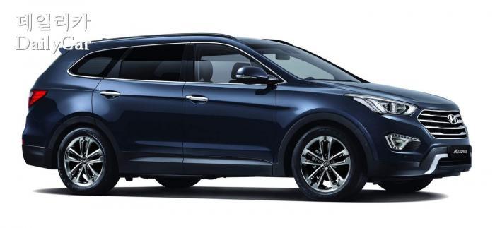 현대차, 가솔린 모델 추가한 '맥스크루즈 2015' 출시..가격은?