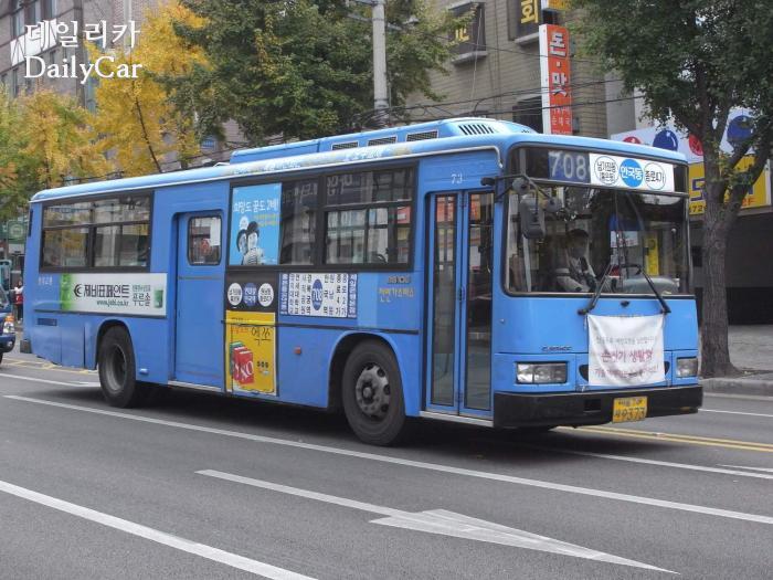 끊이지 않는 노사분규...이번엔 버스도 운행 중단(?)