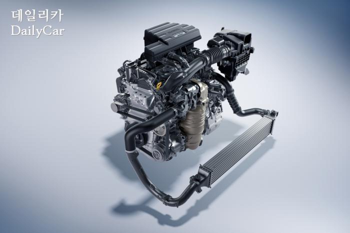혼다, 올 뉴 CR-V 터보 엔진