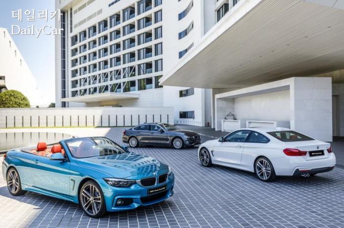 [시승기] 뚜껑 열고 달리는 즐거움..BMW 430i 컨버터블