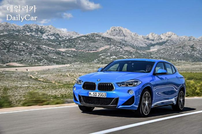 BMW, 뉴 X2