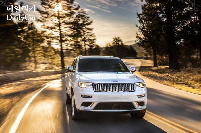 지프, 신형 'SUV 2종′ 출시 계획..라인업 강화