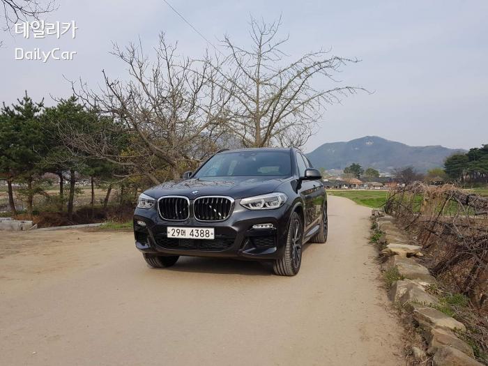 [시승기] SAV의 전형적인 車...BMW X3 xDrive 30d M 스포츠 패키...