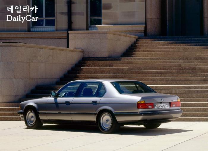 BMW 2세대 7시리즈