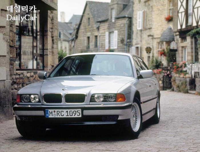 BMW 3세대 7시리즈)