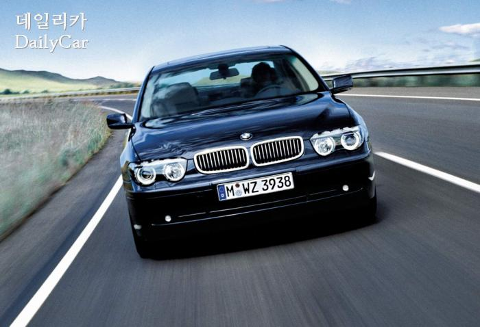 BMW 4세대 7시리즈