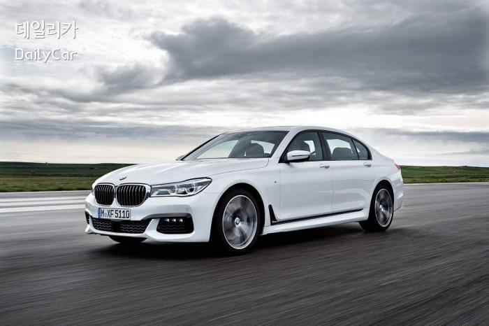 [브랜드 히스토리] BMW 7시리즈, 40주년 역사..럭셔리 클래스의 ...