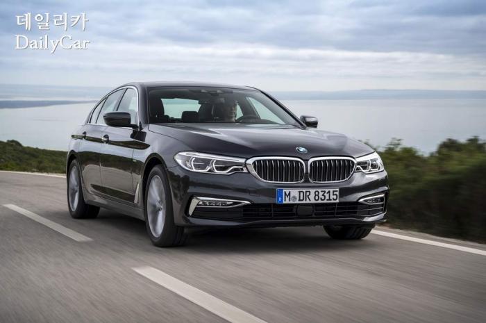 잇따라 화재 발생된 BMW 520d..중고차 시세 14.3% 급락 '주목'...