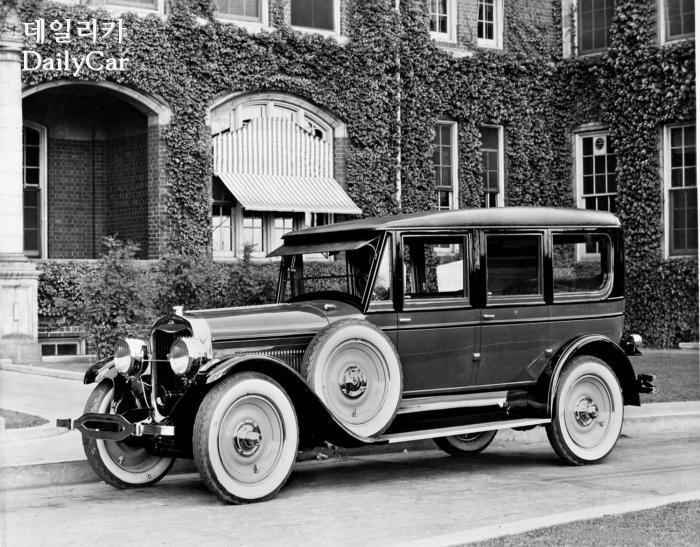 1924 링컨 플릿우드