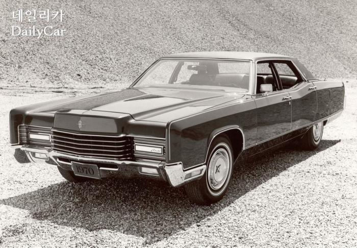 1970년대 링컨 컨티넨탈