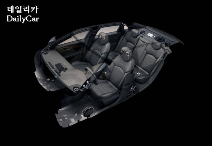 캐딜락 CT6 (Bose PANARAY sound system)