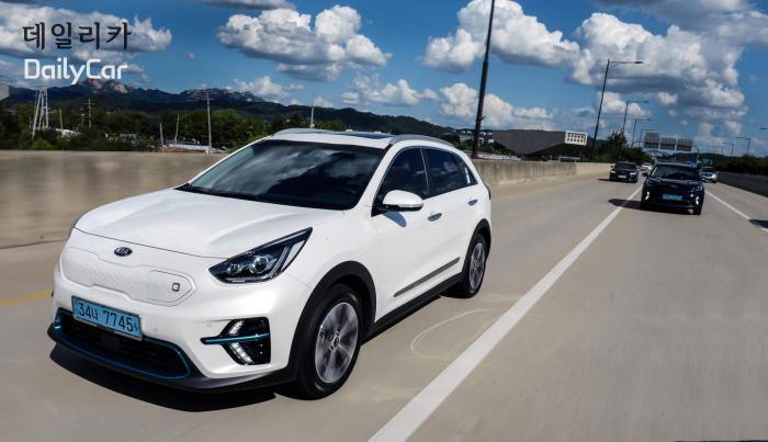 [구상 칼럼] 전기동력 SUV..니로 EV의 디자인과 특징은?