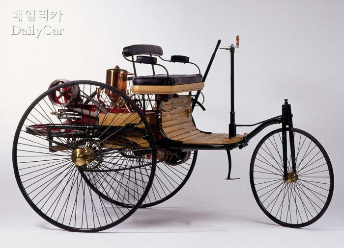 벤츠 페이턴트 모터바겐 (Benz Patent Motorwagen. 1886년)