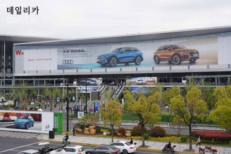 [상하이오토쇼] '세계 최대의 모터쇼' 개막..주목할 키워드 4...