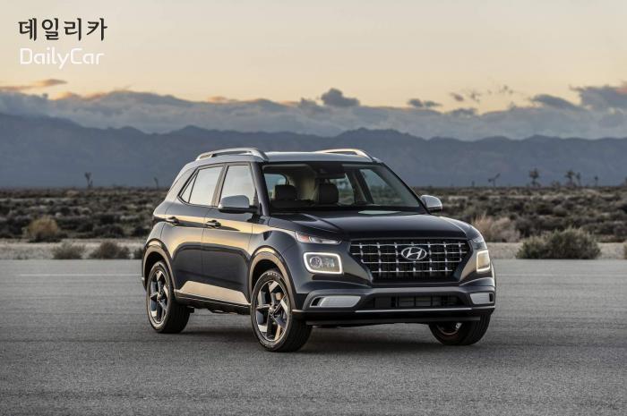 현대차, 고성능 소형 SUV '베뉴 N' 출시 가능성 시사..'주목...