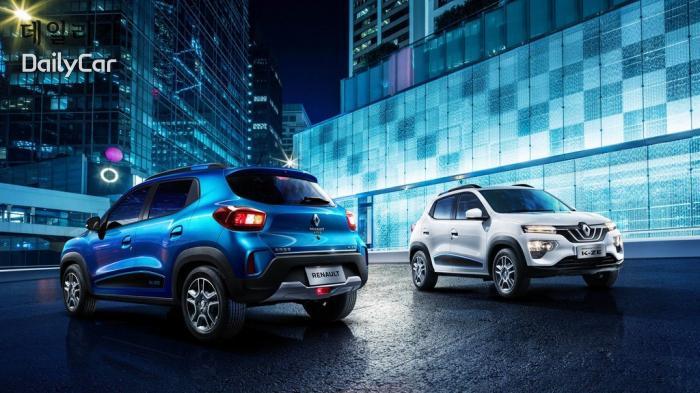 르노, 도심형 전기 SUV K-ZE..한국시장 투입할까?