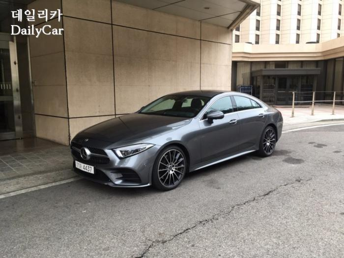 2019 CLS 400d 4MATIC AMG Line