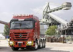 Mercedes-Benz Commercial Vehicles Actros