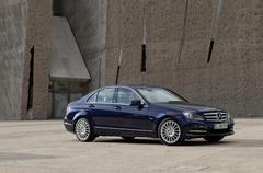 The new generation C 200 CGI BlueEFFICIENCY