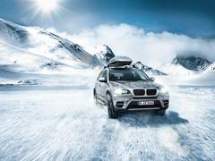 BMW Winter Campaign