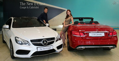 The New E-Class Coupe, Cabriolet