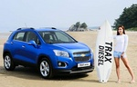 Chevrolet Introduces Authentic Small SUV Trax Diesel