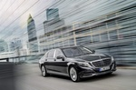 The New Mercedes-Maybach S 500…