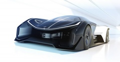 Faraday Future FFZERO1 출처=Faraday Future