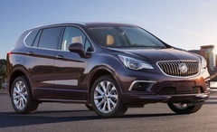Buick Envision 출처=Car and Driver